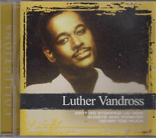 LUTHER VANDROSS - COLLECTIONS - CD  - NEW