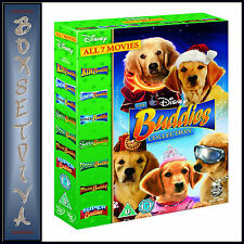 THE DISNEY BUDDIES COLLECTION - ALL 7 MOVIES **BRAND NEW DVD **