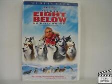 Eight Below (DVD, 2006, Widescreen)