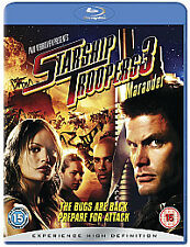 Starship Troopers 3 - Marauder (Blu-ray, 2008) New/Sealed