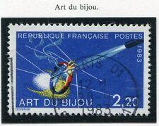 TIMBRE FRANCE OBLITERE N° 2286 METIER ART DU BIJOUX / Photo non contractuelle