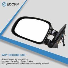 02-05 Grand Am Alero Manual Remote Cable Black Rear View Mirror Left Driver Side