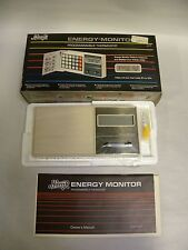 UNUSED Hunter Model 42201 Energy Monitor Programmable Thermostat (A7)
