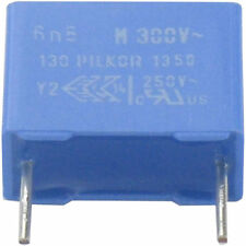5 ST pi entstörkondensator MKP y2 6800pf 6,8nf 300vac rm10 RoHS conformi Merce Nuova