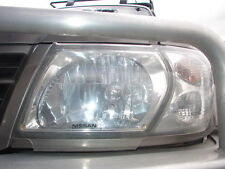 Genuine Nissan Patrol Y61 Front Headlamp Head Light Covers GU Sept 01 to Aug 04