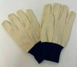 White & Blue Gardening Gloves Work Garden Attire Home Hobby Plants