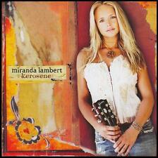 MIRANDA LAMBERT - KEROSENE CD ~ 00's COUNTRY POP *NEW*