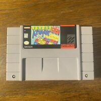 Tetris Attack - SNES Game Authentic Tested Working