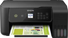 Epson EcoTank ET-2721 3-in-1-Tintenstrahldrucker mit LCD-Anzeige, Wlan, Scan