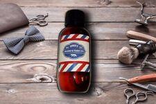 DINGO's Beard and Tash Oil (50ml) Light Oak - Refreshing and Softening Oil
