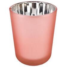 verre pour chauffe-plats simple design de 12 Set 7x6x6cm cuivre argent