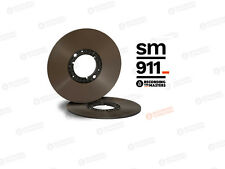 "NEW RTM / RMG SM-911 RECORDING TAPE 1/4"" X 2500' ON ECO-PAK PANCAKE HUB"