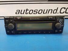 Mercedes Benz / Becker Radio Audio 30 Model 4700 CD with D2B fiber optic