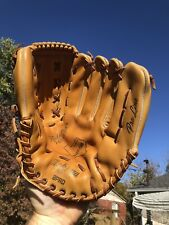 Vintage Nokona Pro Line Bpro Leather Baseball Glove Mint Plus Right Handed Thro