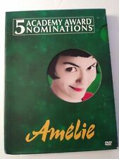 Amelie Dvd 2-Disc Set , Special Features Academy Award Nominations