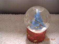Disney Store - Christmas Lights Eeore  Water Globe    -  Figure