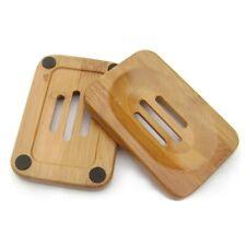 Bambus Seifenschale Seifenablage Holz Naturholz Bad Küche