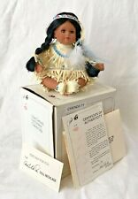 Marie Osmond CHENOA TINY TOT with COA #178 and necklace - Excellent Condition!