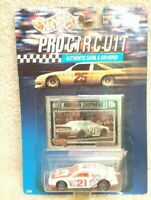 New 1992 Hot Wheels NASCAR 1:64 Diecast Morgan Shepherd Citgo Pro Circuit #21