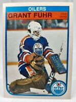 Grant Fuhr Rookie 1982-83 OPC/O-Pee-Chee #105