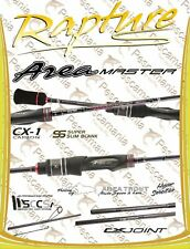 Spinning Rod Rapture Area Master Light Spinning Area Special Trout Trout