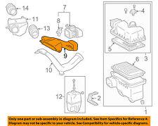 TOYOTA OEM 04-06 Sienna Air Cleaner Intake-Inlet Duct Tube Hose 17752AA020