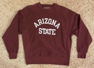 Vintage Arizona State Sun Devils Champion Reverse Weave Sweatshirt Mens Medium M