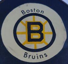 1972-75 BOSTON BRUINS NHL VINTAGE  BILTRITE RUBBER CRESTED RAWLINGS REVERSE GEM!