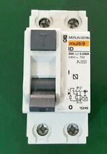 Merlin Gerin multi9 ID 25A 0,030A 15249