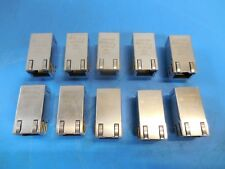 Pulse Electronics JK0-0025NL 1-Port RJ45 Magjack Connector PoE Lot of 10