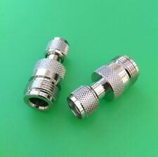 (1 PC) Mini UHF Male to N Female Connector - USA Seller