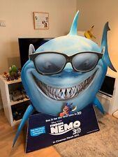 More details for finding nemo disney pixar standee stand up cinema display cardboard