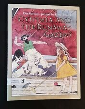 Elsa Marston - Cynthia & The Runaway Gazebo - hbdj - Picture Book