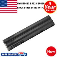Notebook Battery for Dell Latitude E5420 E5430 E5520 E5530 E6420 E6430 E6520 PC