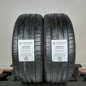 Pneumatici Usati 235/55 R17 99V Michelin - 60% +5mm - Gomme Estive
