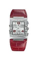 OMEGA Edelstahl-Armbanduhren mit 12-Stunden-Zifferblatt für Damen