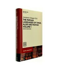 """""""The Papuan Languages of Timor, Alor and Pantar: Volume 1"""""""