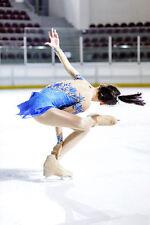 Mondor 3301 Bamboo Footed Ice Skating Tights (Suntan, Youth 4 - 6)