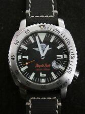 Memphis Belle Scafomaster Military Professional Auto 500M Diver Watch Orologio