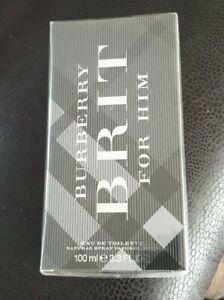 BURBERRY BRIT EDT 100ML SPRAY BRAND NEW & BOXED