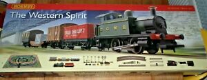 HORNBY R1109 THE WESTERN SPIRIT SET MINT CONTENTS IN BOX WORKING ORDER G W R