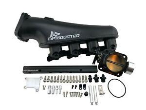 Aluminum Intake Manifold for S13 Nissan Silvia 180SX 200SX 240SX SR20 SR20DET