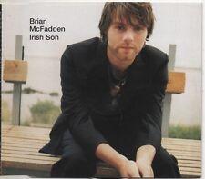 BRIAN McFADDEN Irish Son 4 TRACK CD   NEW - NOT SEALED
