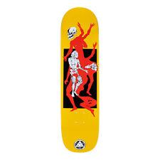 "Welcome Skateboard Deck The Magician on Big Bunyip Yellow 8.5"" x 32.25"""