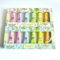 Crabtree & Evelyn Hand Therapy Gift Set Classic Fragrances .9 oz tubes 6 pc