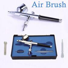 0.5mm Dual Action Air Brush Spray Gun Airbrush Kit Art Paint Crafts