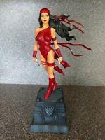 Bowen Designs Marvel Comics Elektra Statue 2451 of 5000. Please read description