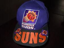 VTG 1990's Phoenix Suns NBA Basketball Snapback Hat Cap Twill