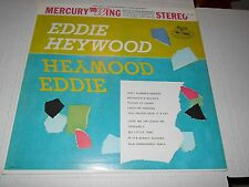 EDDIE HEYWOOD self-titled MERCURY/WING LP '63 OG Stereo Jazz Piano DG