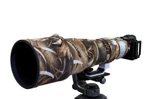 Sony 600mm f4 Fe G Oss Neopren Objektiv Schutz Standard & Premium Tarn Bereiche